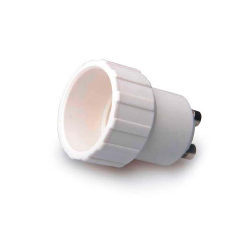 Adapter/converter for  GU10 and E14 bulbs